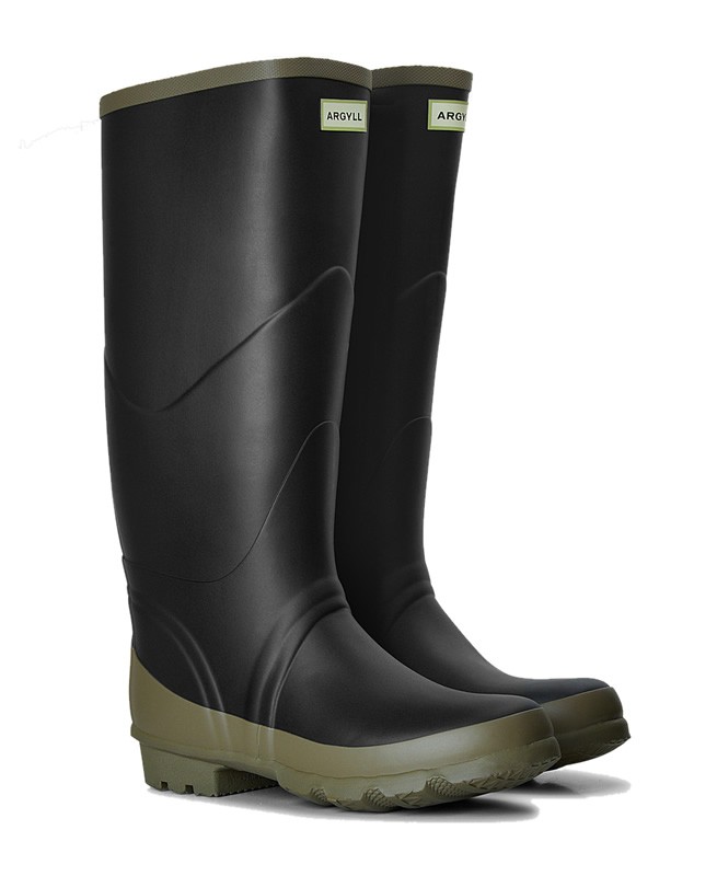 Hunter Bullseye Wellingtons