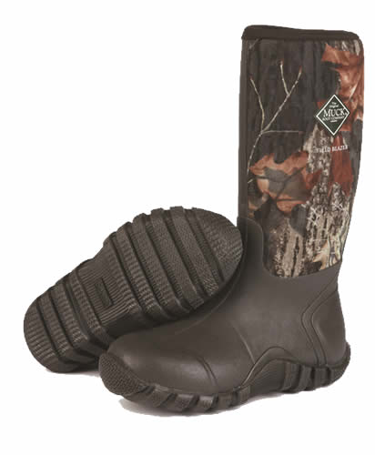 Muck Boot Fieldblazer Camo Wellingtons