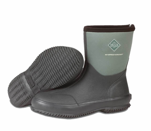 Muck Boot Scrub Boot Wellingtons