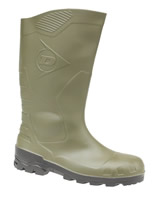 Dunlop Devon Safety Wellingtons