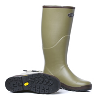 Gumleaf Invicta Side Vent Wellingtons