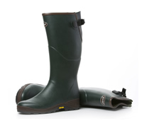 Gumleaf Viking Wide Calf Wellingtons