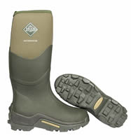 TotallyWellies.Co.Uk - Muck Boot Neoprene Wellingtons Tweed Tack